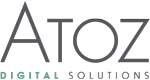 ATOZ Digital Logo